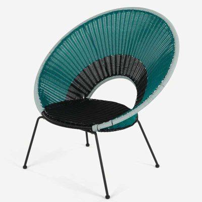 صندلی فضای باز مدل طاووس
