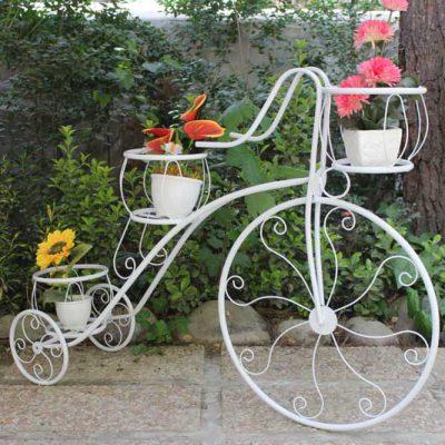 جاگلدانی مدل دوچرخه