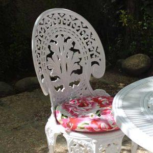 مبلمان باغی مدل طاووس 4 نفره