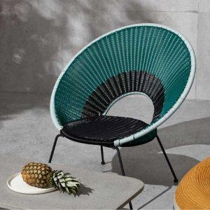 صندلی باغی مدل طاووس